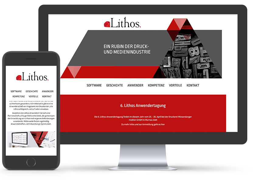 Screenshot Lithos