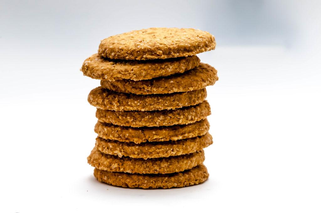 Auch Cookies: Leckere Kekse